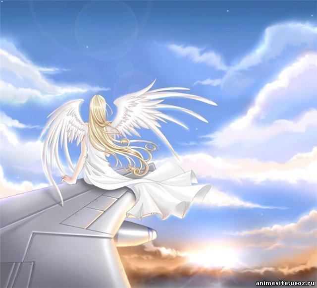 Очень красивые аниме картинки 25 06 2009